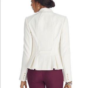 White House Black Market Jackets & Coats - 2pc White House Black Market Jacket and Skirt 8